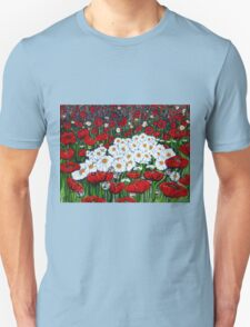 Rubies And Pearls T-Shirt