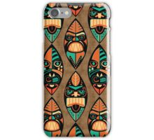 MCM Tiki Lounger iPhone Case/Skin