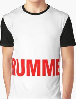 Drummer Graphic T-Shirt
