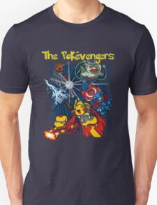 Pokevengers T-Shirt
