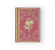 Wine and Roses Book  Hardcover Journal