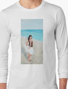 Carefree in Paradise Long Sleeve T-Shirt