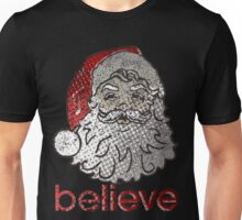 Believe Santa Unisex T-Shirt