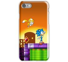 Gazing at an Ocean of Oil iPhone Case/Skin
