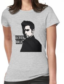Hale pack Alpha Womens Fitted T-Shirt