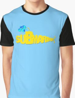Yellow Submarine Graphic T-Shirt
