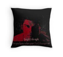Dark Passenger - Dexter Throw Pillow