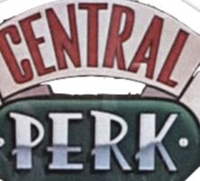 Central Perk Friends tv show logo Sticker