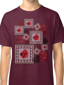 Red Rose Classic T-Shirt