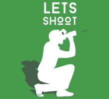 Let's Shoot Baby Tee