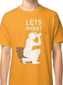 Let's Shoot Classic T-Shirt