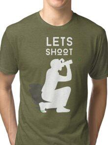 Let's Shoot Tri-blend T-Shirt