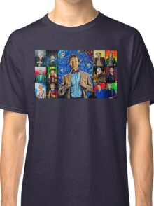 The Doctor of the Universe - The Promise Classic T-Shirt