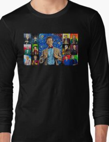 The Doctor of the Universe - The Promise Long Sleeve T-Shirt