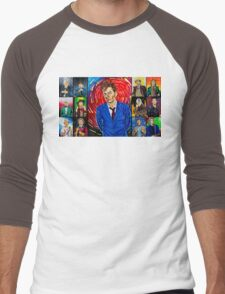 The Doctor of the Universe - The Hero Men's Baseball ¾ T-Shirt