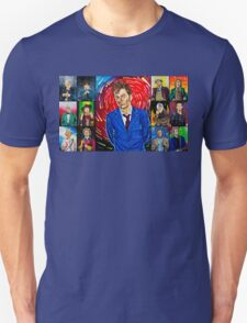The Doctor of the Universe - The Hero Unisex T-Shirt