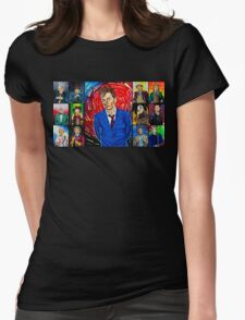 The Doctor of the Universe - The Hero Womens Fitted T-Shirt