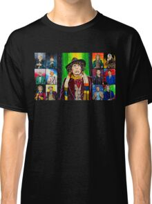 The Doctor of the Universe - The Icon Classic T-Shirt