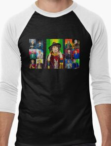 The Doctor of the Universe - The Icon Men's Baseball ¾ T-Shirt