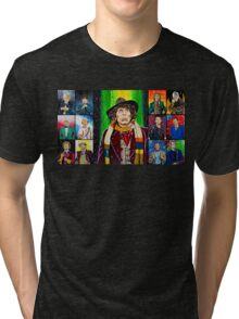 The Doctor of the Universe - The Icon Tri-blend T-Shirt