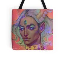 Psychedelia Angelic Tote Bag