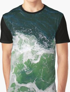 Ocean Waves Graphic T-Shirt