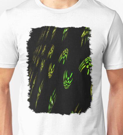 Prints 2 Green Yellow Unisex T-Shirt