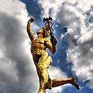 Mercury (mythology) by The Beard