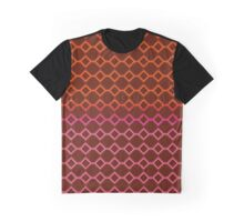 Abstract Weave Pattern Tile - D Graphic T-Shirt