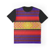 Abstract Weave Pattern Tile - A Graphic T-Shirt