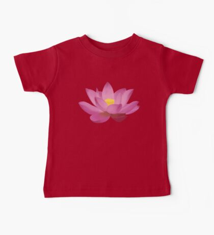 Lotus Baby Tee