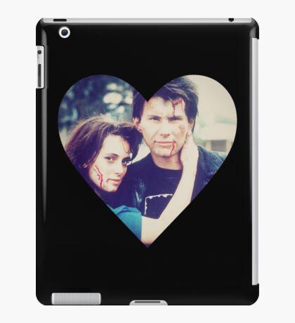 Veronica & JD iPad Case/Skin