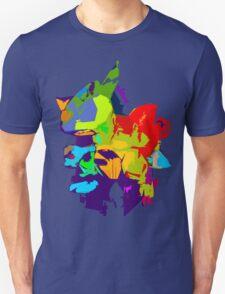 Never Monster Alpha. T-Shirt
