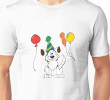 Happy Birthday Max! (Sticker or T-Shirt) Unisex T-Shirt