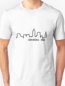 Cleveland, Ohio: I T-Shirt
