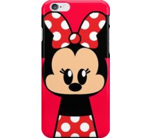 Mrs Mouse iPhone Case/Skin