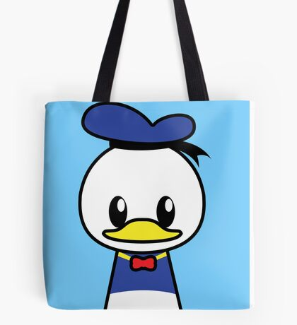 Mr Duck Tote Bag