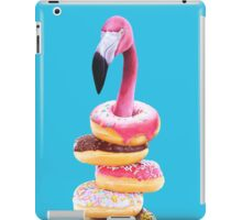 A Famished Flamingo iPad Case/Skin