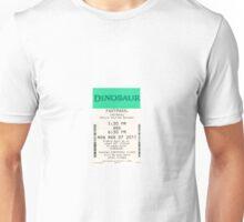 Dinosaur Fastpass Unisex T-Shirt