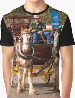 """2 HP from the """"Good Old Days"""" Graphic T-Shirt"""