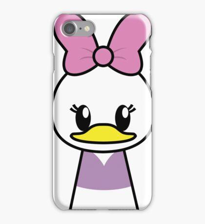 Mrs Duck iPhone Case/Skin