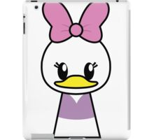 Mrs Duck iPad Case/Skin