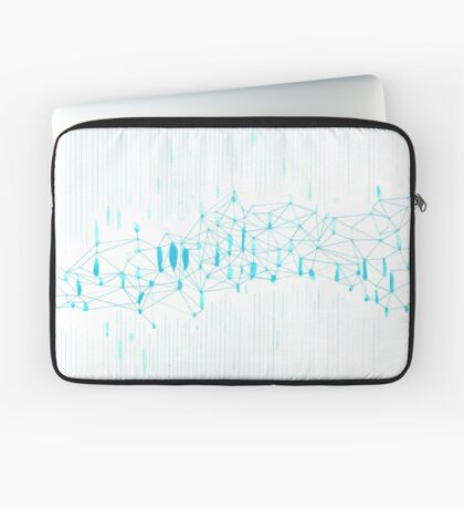 The Sound of Life Laptop Sleeve