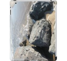 Ocean Rock Sideview - iPad Case iPad Case/Skin