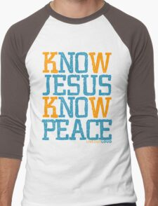 Know Jesus Know Peace No Jesus No Peace T-Shirt