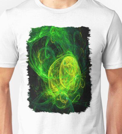 Alien Gold Green Unisex T-Shirt
