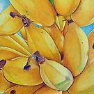 North Shore Bananas by joeyartist