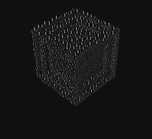 Binary Cube Unisex T-Shirt