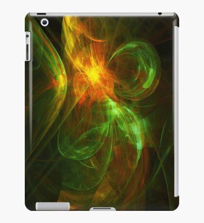 Alien Code 3 Intense iPad Case/Skin