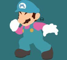 Mario (Cotton Candy) - Super Smash Bros.  Sticker